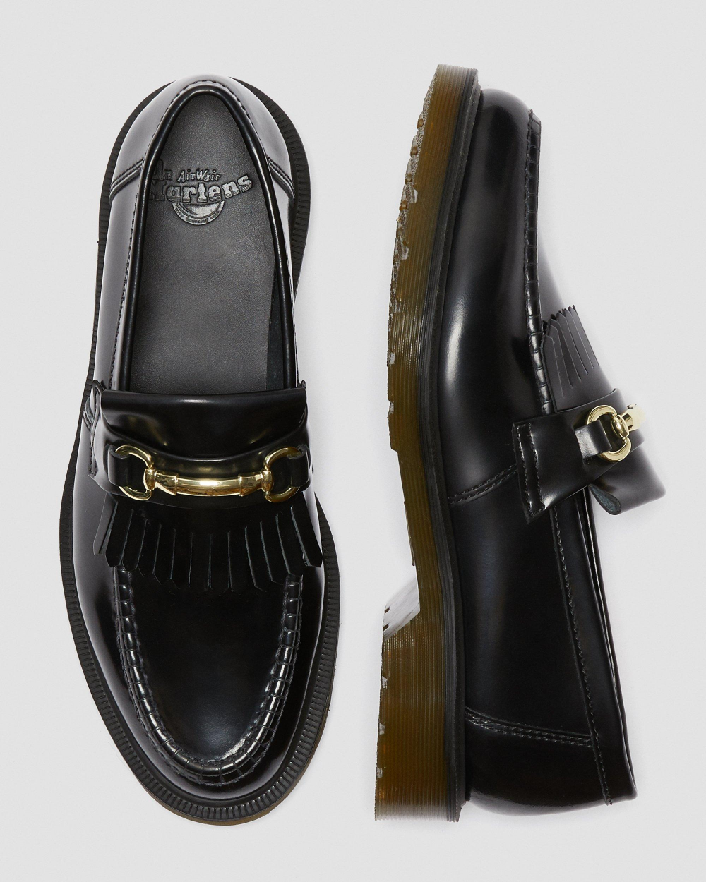 Dr Martens Adrian Snaffle Leather Loafers Loafers Doc Martens Loafers Leather Loafers