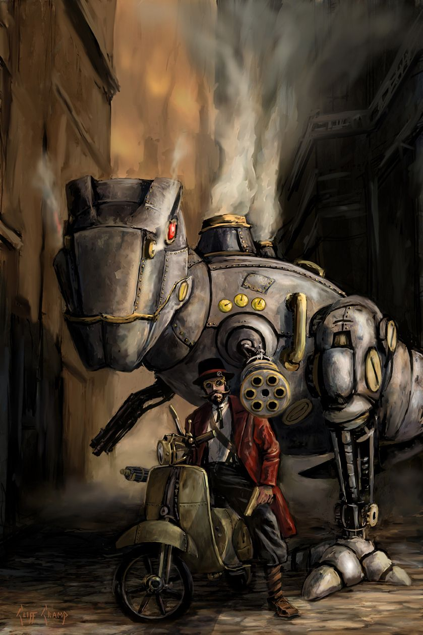 Steampunk Culture Fantasy Science Fiction