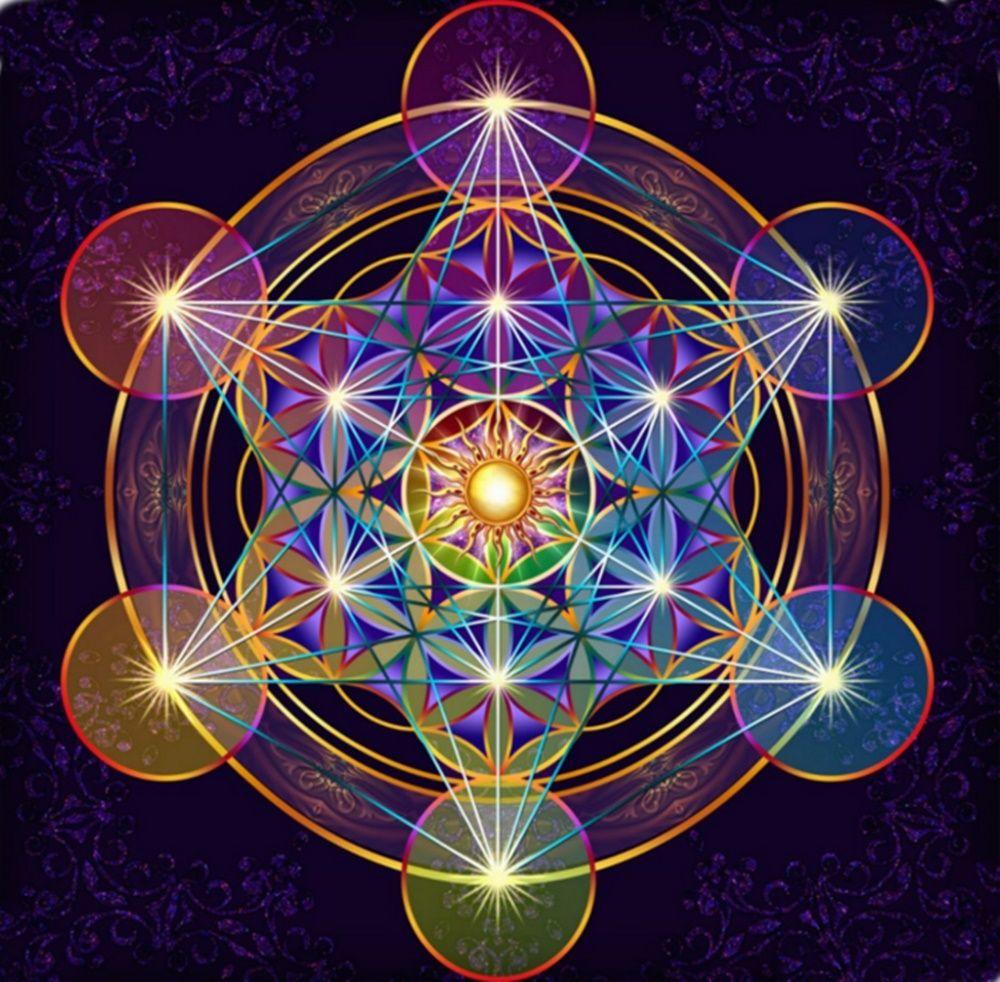 Cubo De Metatron Geometria Sagrada Y El Cubo De Metatron La Geometria Sagrada Es Un Lenguaje Codificado Sacred Geometry Sacred Geometry Art Spiritual Art Cubo de metatron wallpaper hd