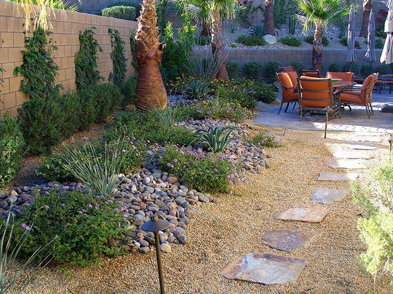 Small Desert Backyard Ideas Photos For Desert Outdoors Small