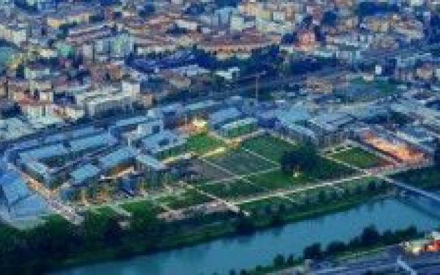 Renzo Piano inaugura il nuovo quartiere green a Trento #sorgenia #renzo #piano #trento