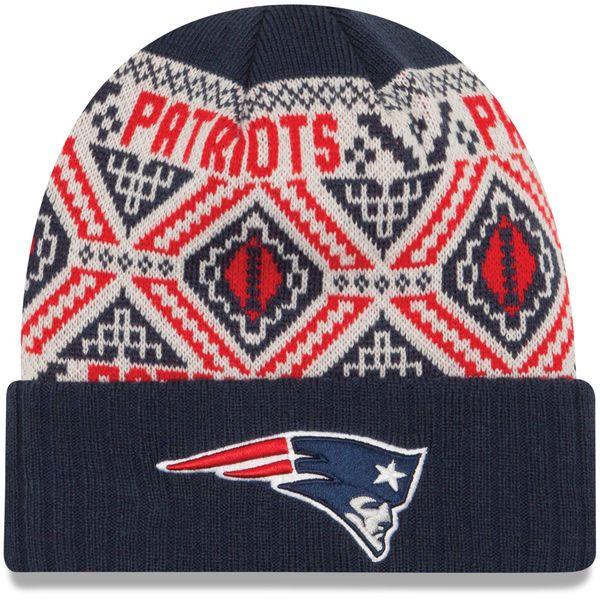 ... canada mens new era navy new england patriots cozy cuffed knit hat  721d1 e60d0 2202f1b4a