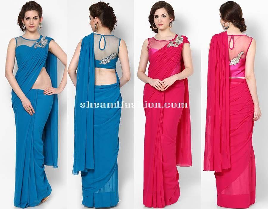5b012ab1c Buy plain sarees online