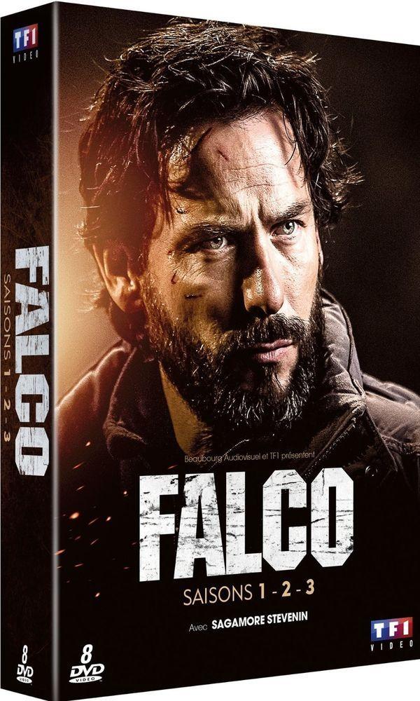 Falco - Saisons 1 à 3 - DVD