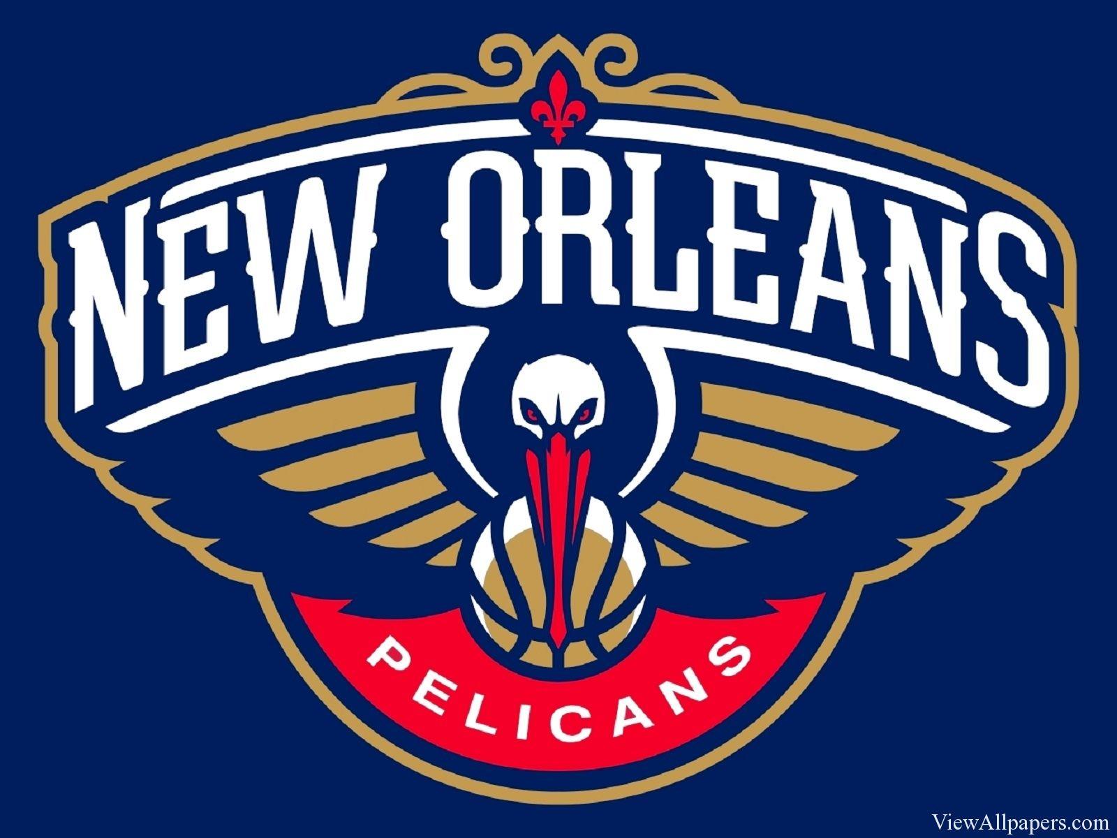 New Orleans Pelicans Logo Nba Hd Wallpapers New Orleans Pelicans New Orleans Nba Sports