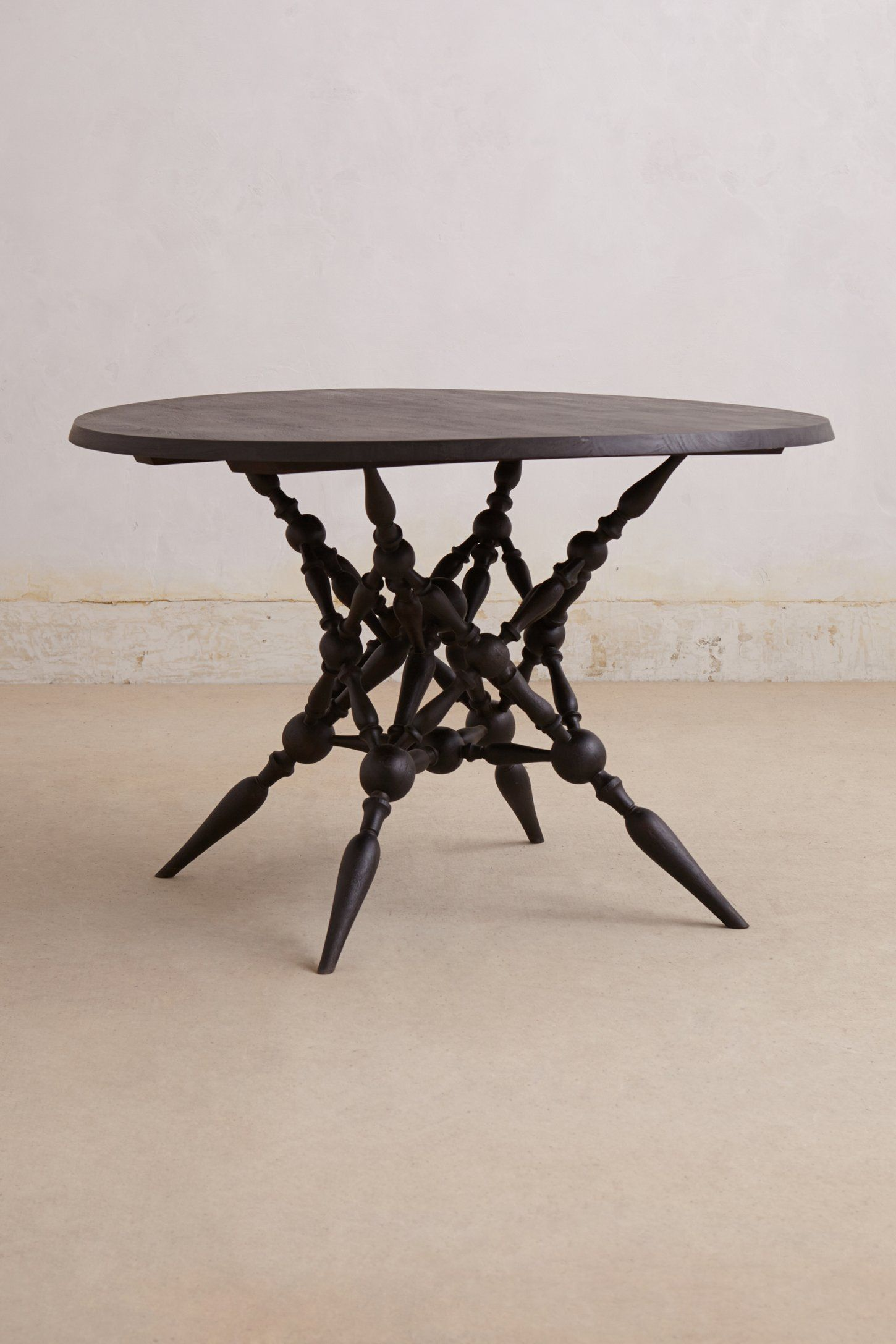 Notched Vines Dining Table - Anthropologie.com  c9ac5304e