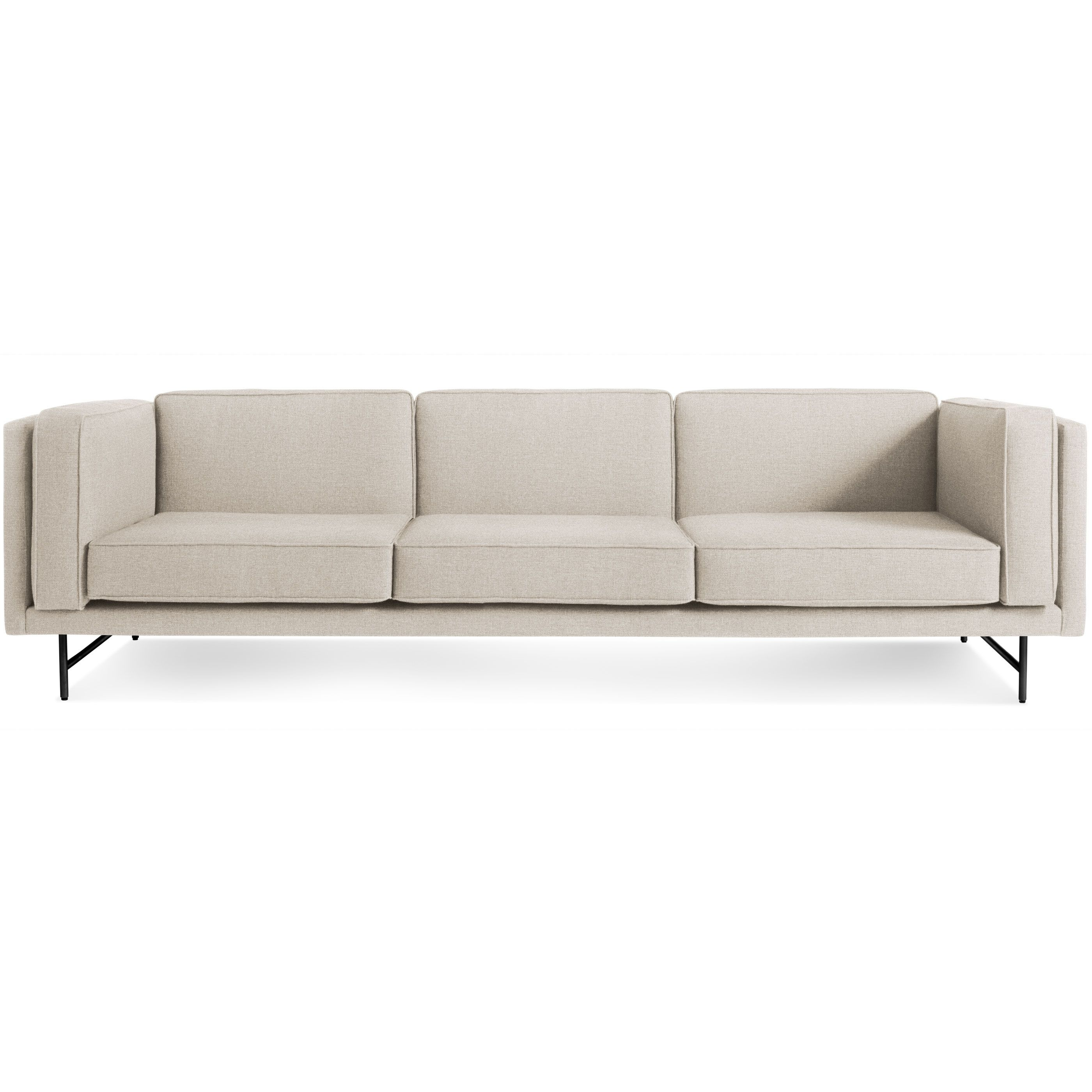 Bank 96 Deep Seat Sofa  Low Pro Sofa -