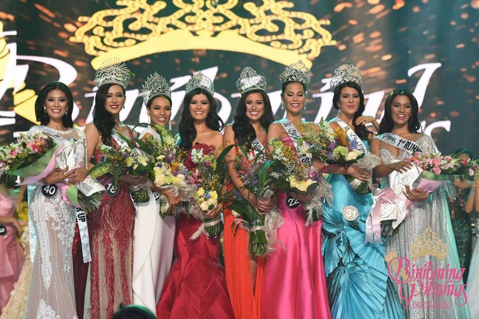 Rachel Peters crowned Miss Universe Philippines 2017 Grand