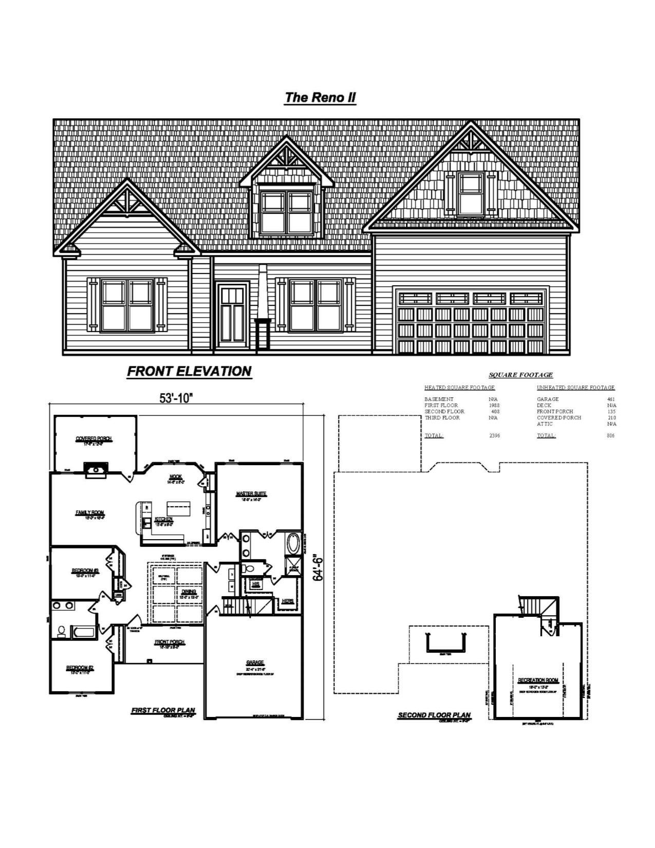Reno ii home builders raleigh nc wynn homes