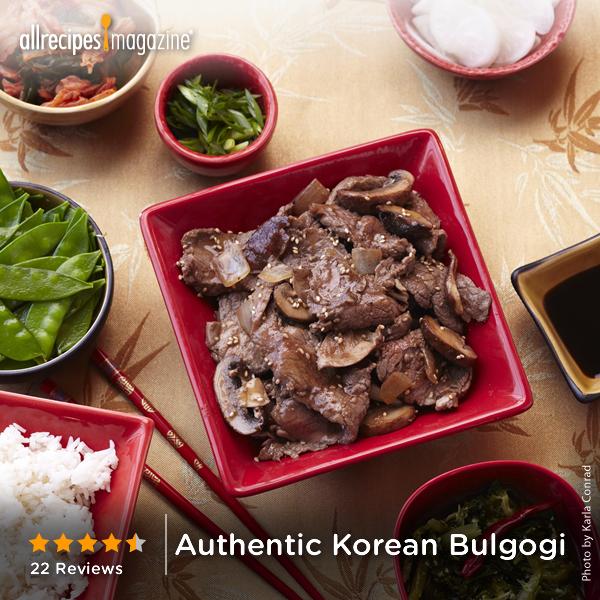 Authentic Korean Bulgogi   Recipe   Good healthy recipes ...