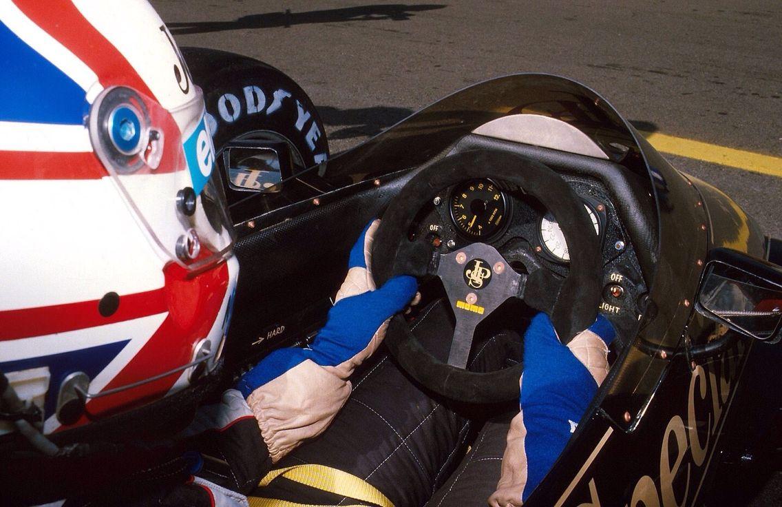 Nigel Mansell JPS lotus Grand prix du canada, Formule 1