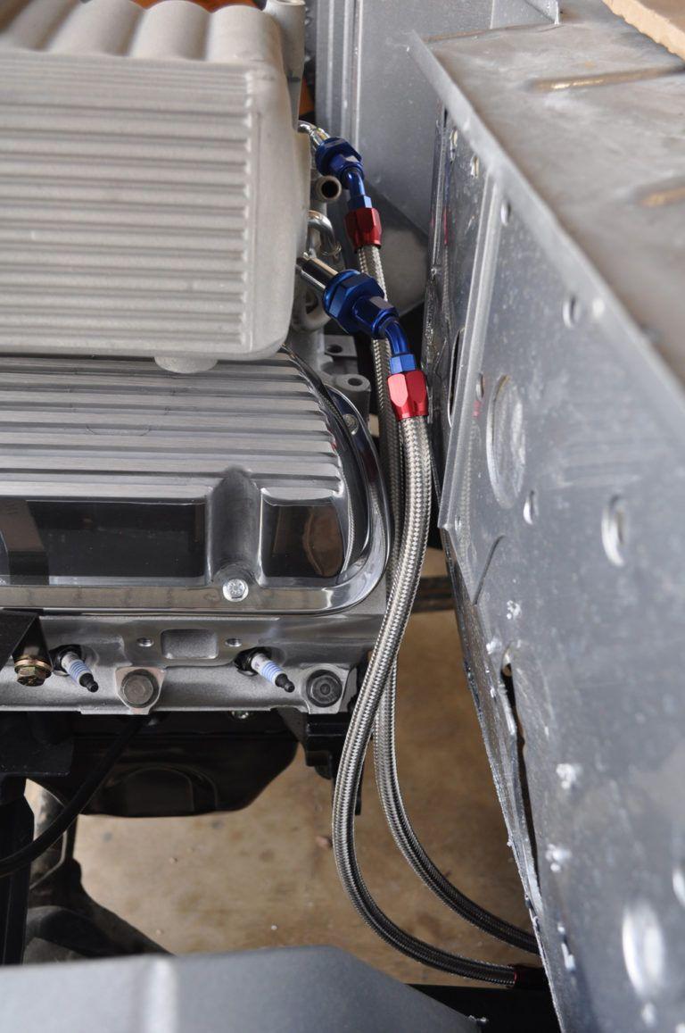 fuel line fittings kit