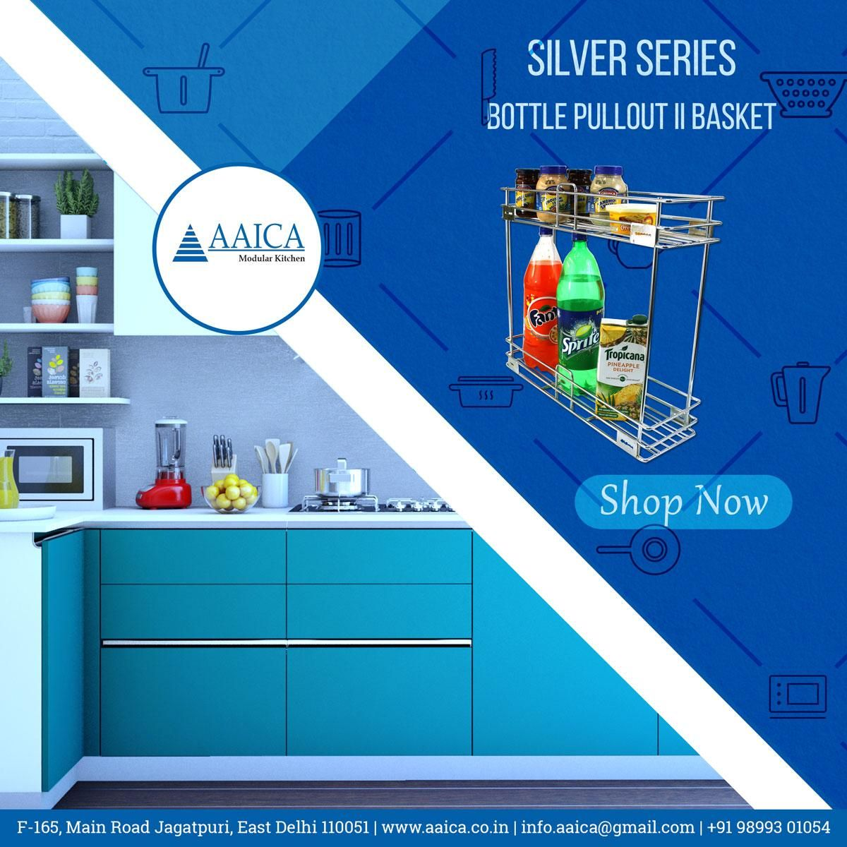 Silver Series for different types of baskets for your kitchen ...