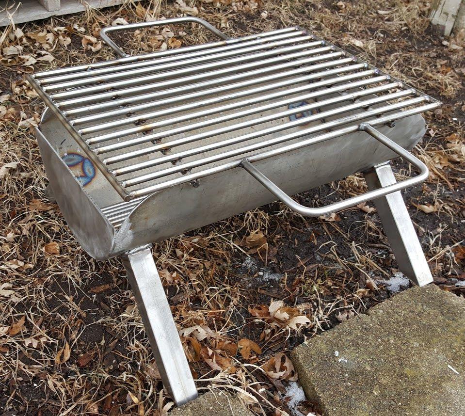 Basic hibachi grill metal grill hibachi grill fire pit