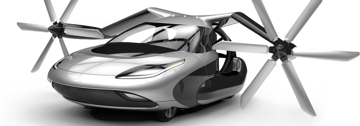 Tf X Front View Flying Car Sports Car Car