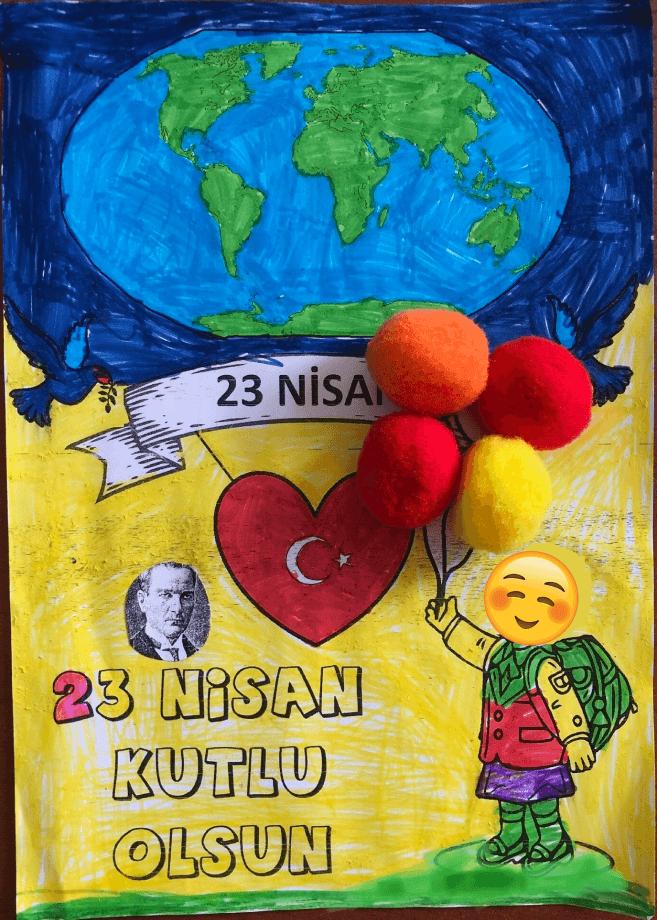 23 Nisan Ulusal Egemenlik Ve Cocuk Bayrami Okul Oncesi Etkinlik Ilkokul Nisan Okul Okul Oncesi