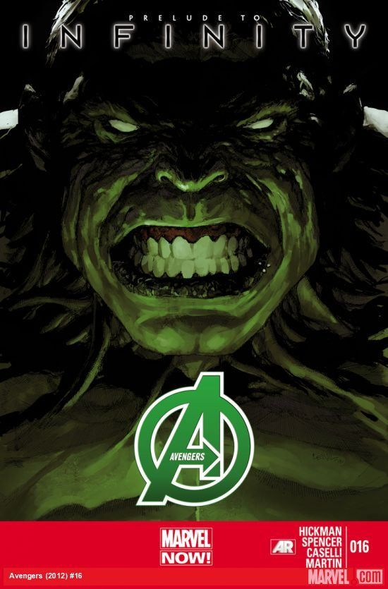 Comic Book Review: 'Avengers' #16