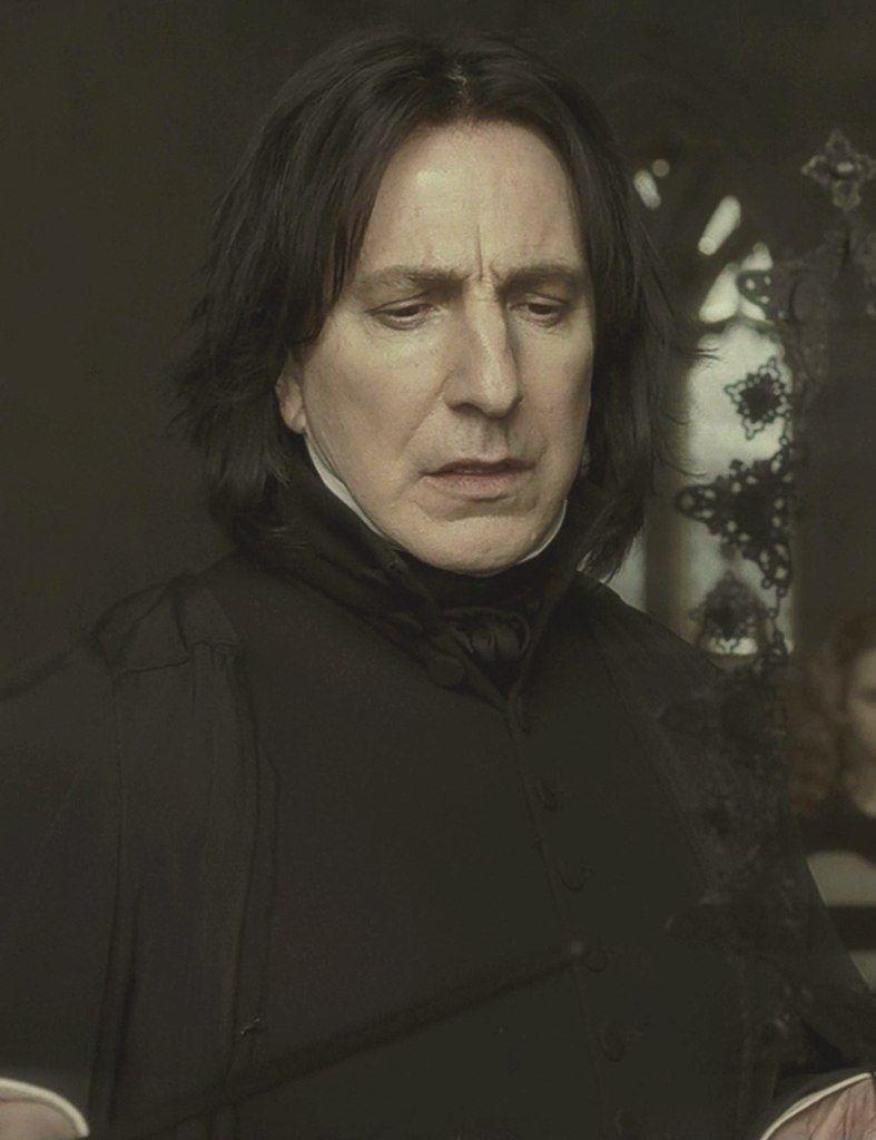 Alan Rickman Severus Snape And Fanfiction Art Harry Potter Severus Snape Snape Harry Potter Severus Snape
