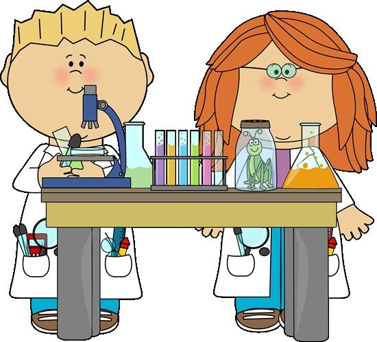 Image result for kids science experiments clipart