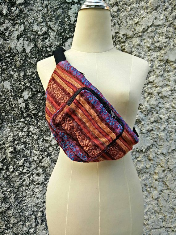 Fanny pack festival tribal Boho bum bag Hobo by TribalSpiritShop