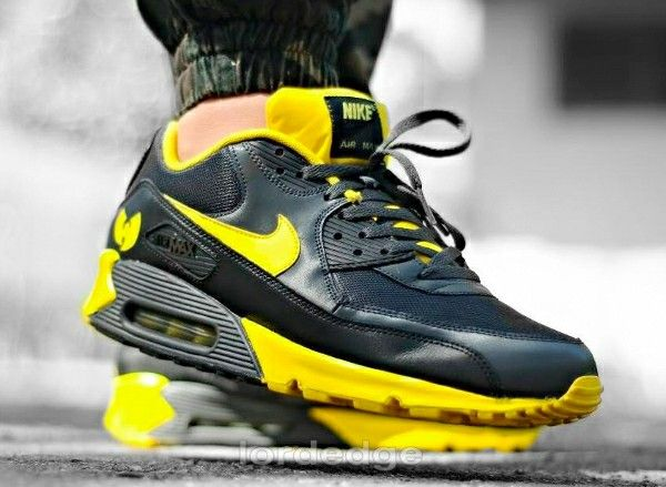 los angeles 0d037 2e54e Air max 90 wu tang !!!