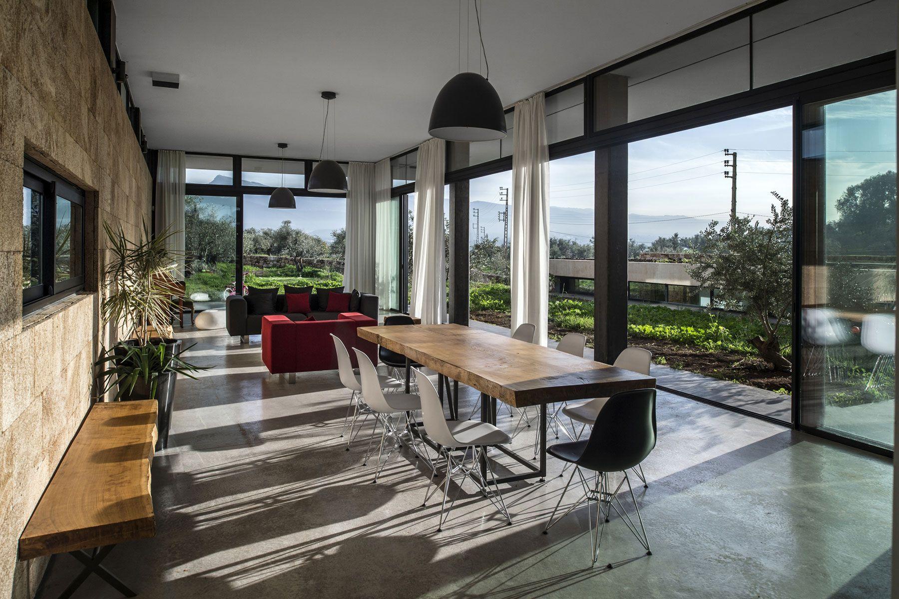 Zgharta Residence by platau - CAANdesign