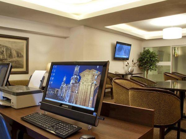 Business Center, Tierra Viva Arequipa Plaza @Arequipa,Perú