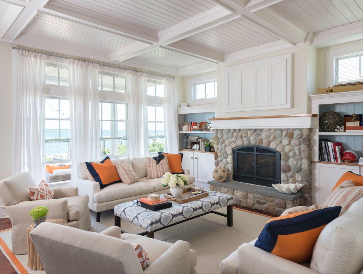 Nautical Home Decor Fabric 17 Best Ideas About Beach Style Drapery Fabric On Pinterest