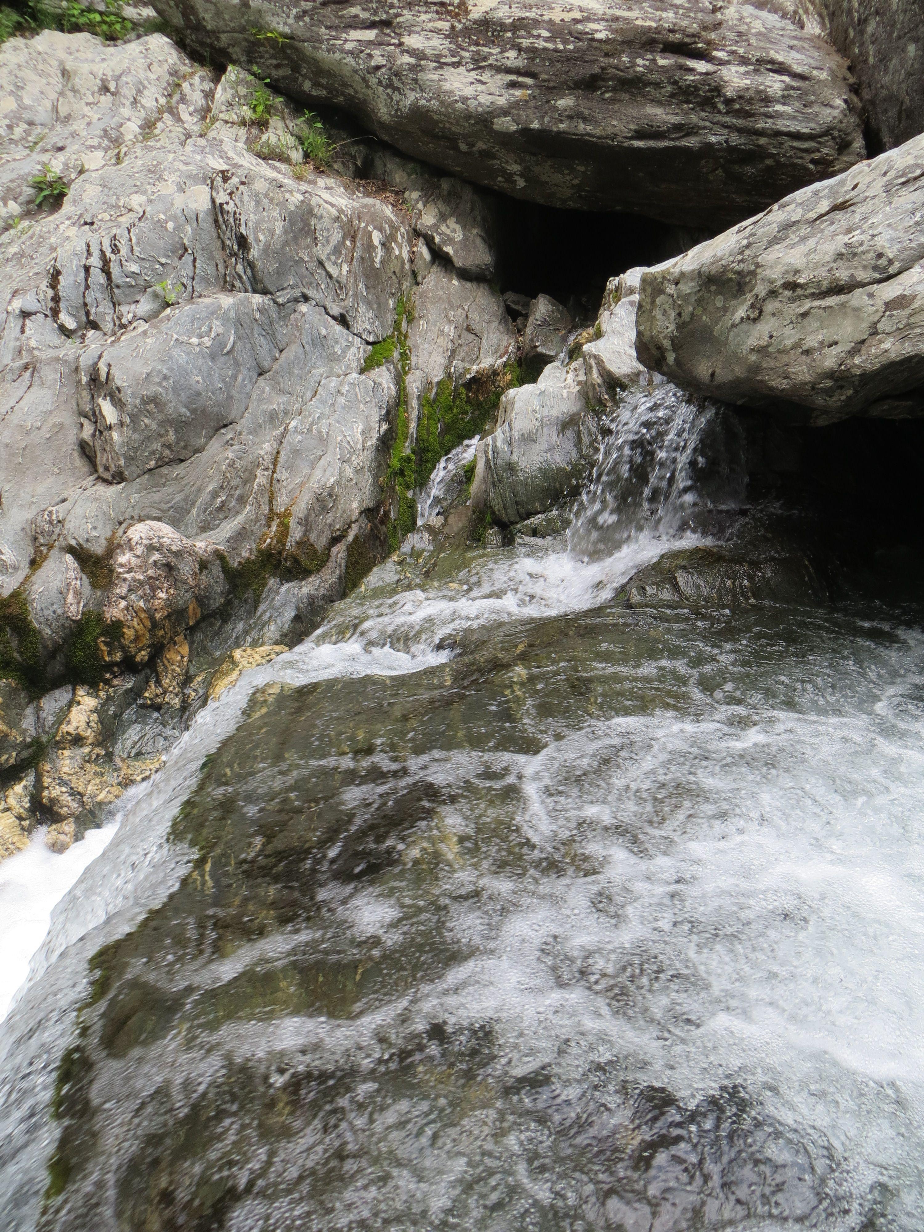 #walkphotography mini falls at Bish Bash Falls