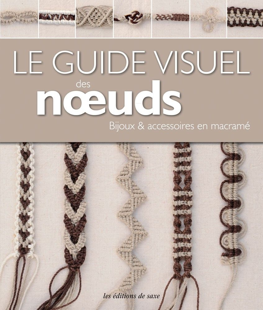 noeud macrame technique