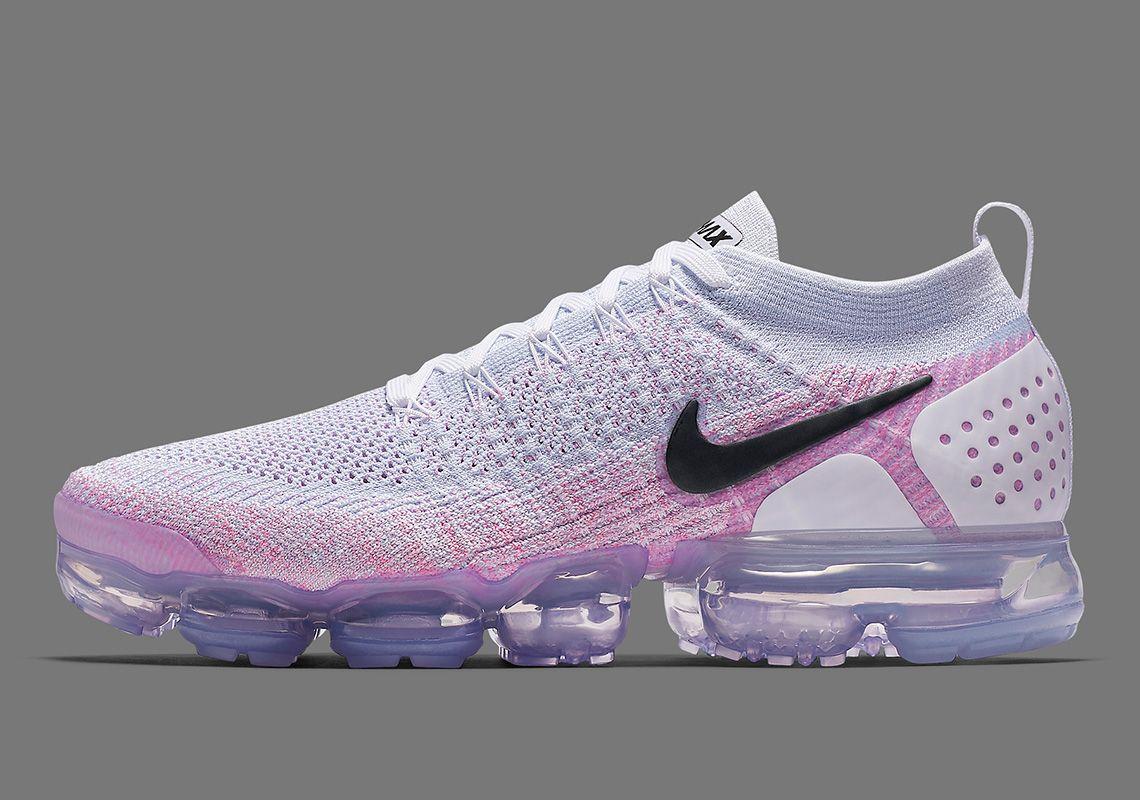 Nike Vapormax Flyknit 2 Pink Beam | Nike vapormax flyknit, Clarks ...