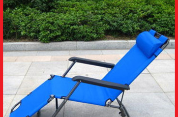 Folding Jelly Lounge Chair For Garden Or Beach Garden Chairs