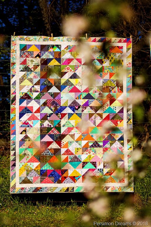 Pin by Michele Moran on Triangles and Geese Quilts