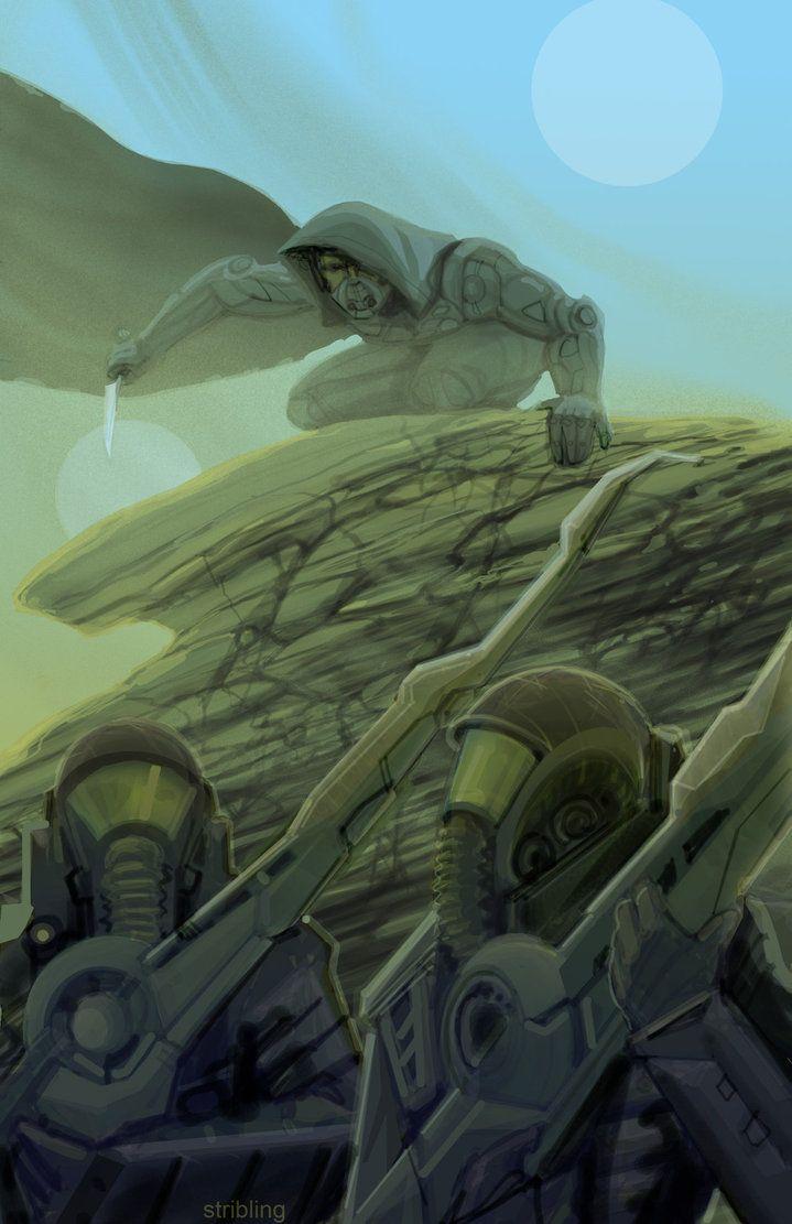 Emperor battle for dune music - dark alliance
