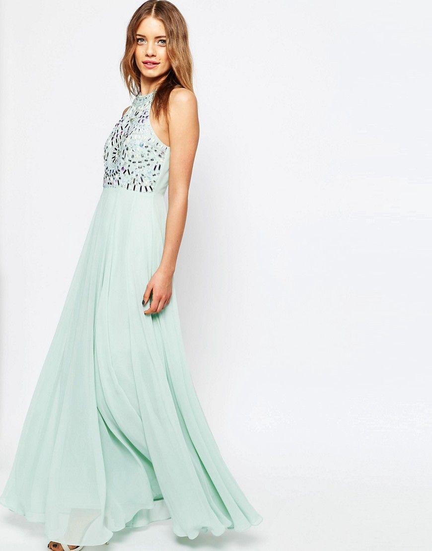 Asoscutawayarmourmaxidress dress or skirt pinterest