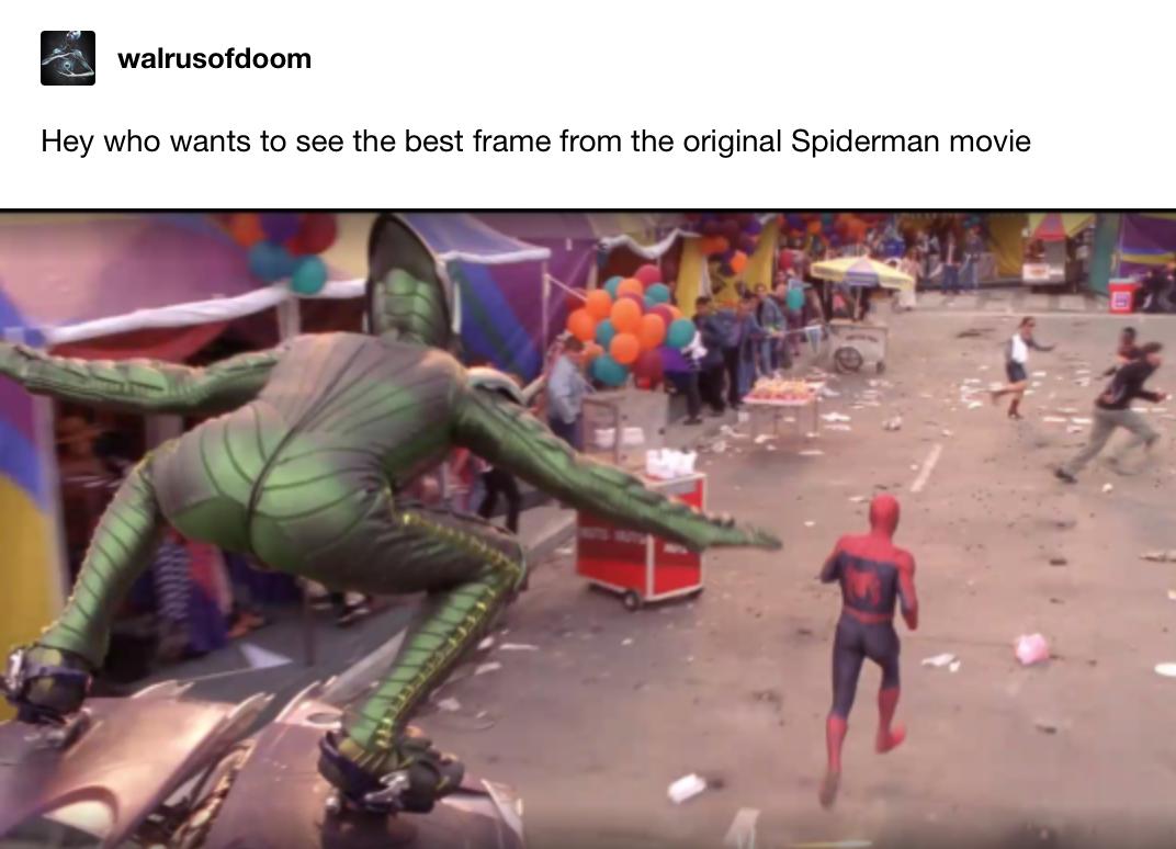 Pin By Luna Padilla On Funny Shit Original Spiderman Spiderman Green Goblin