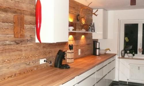 Küche Altholz Altholz wandverkleidung, Altholz und
