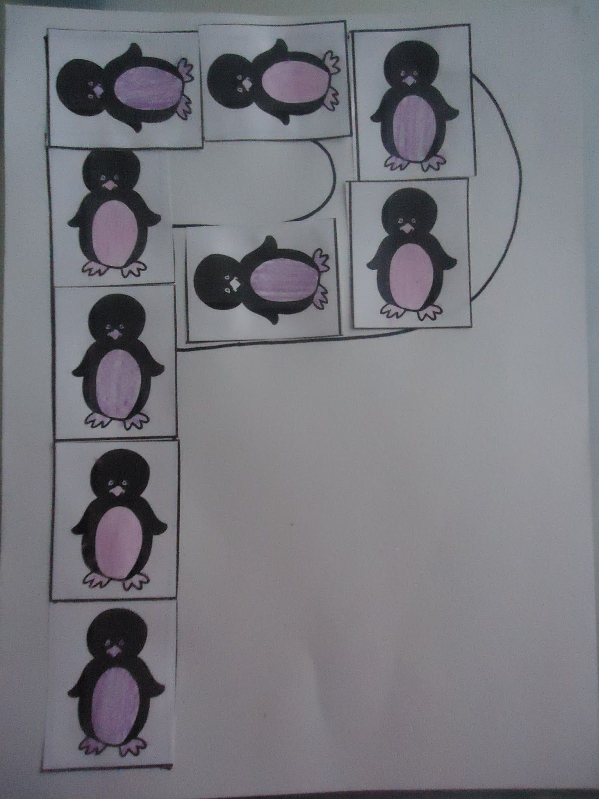 Pretty Cool Preschool P Is For Penguins Actice