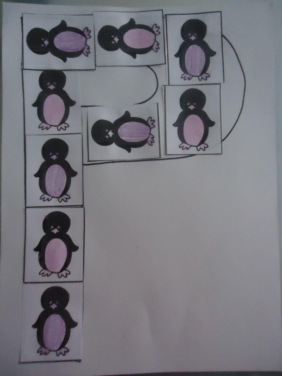Pretty Cool Preschool P Is For Penguins Actice