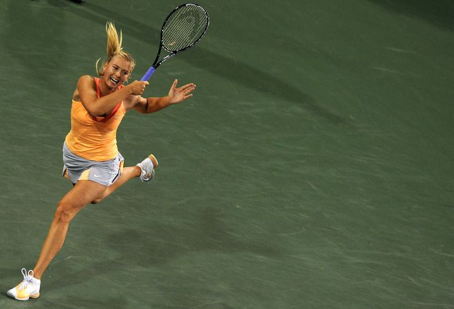 Maria Sharapova Tennis