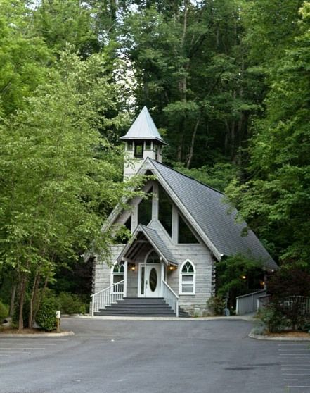 Chapel In The Glen Gatlinburg Tn Places I Love Pinterest Cabi