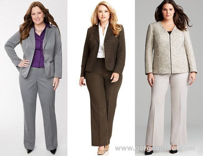 Plus Size Work Clothes For Women Yahoo Image Search Results
