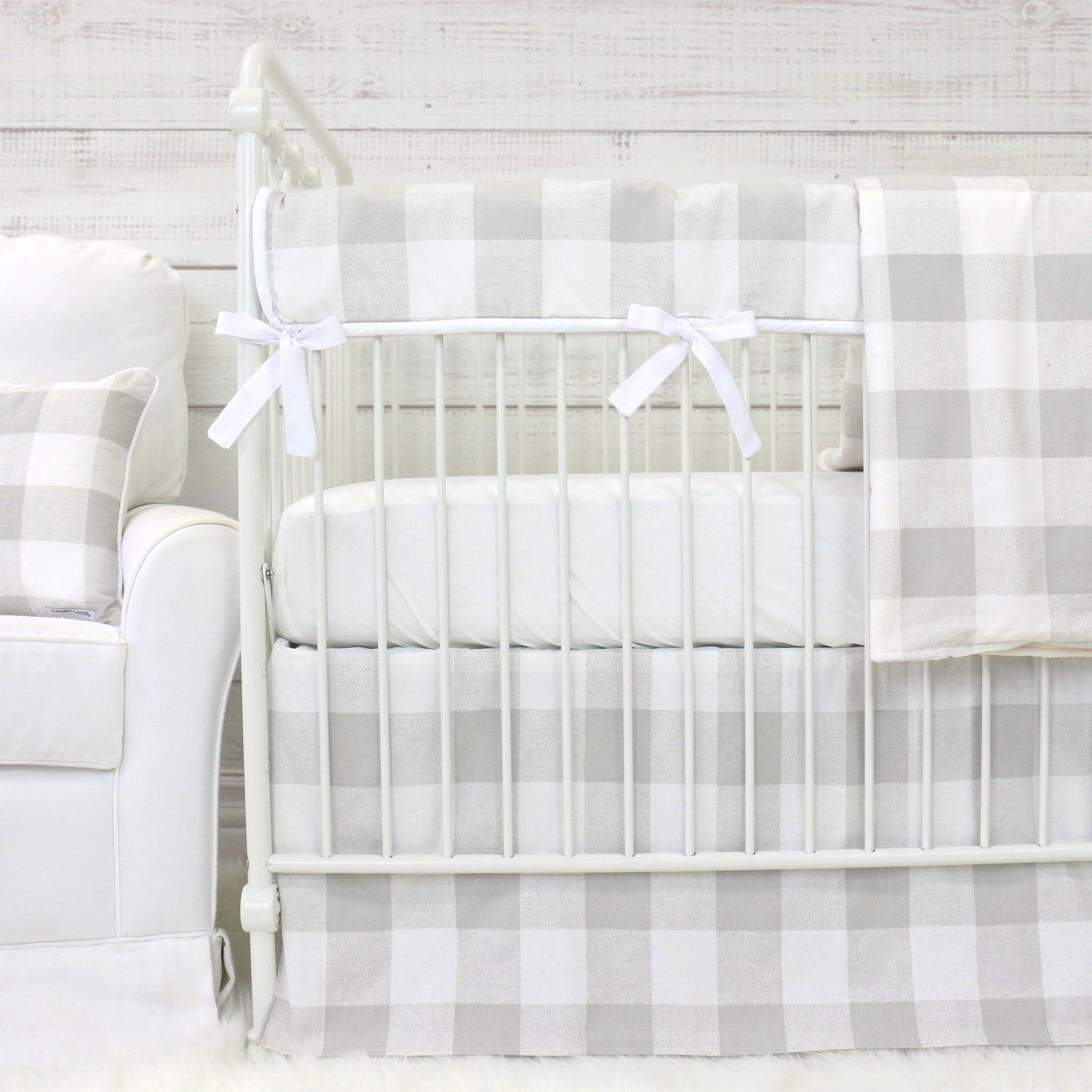 Fletcher S Farmhouse Baby Bedding Swatch Kit Farmhouse Baby Bedding Crib Bedding Crib Bedding Boy