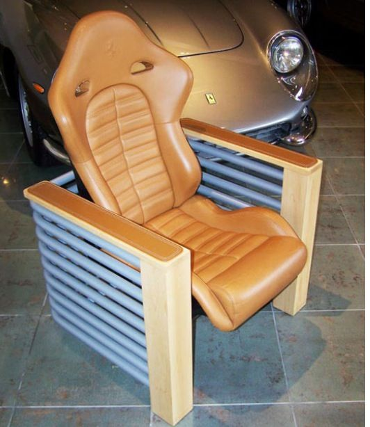Pleasant Porche Chair With A Custom Built Wood Frame Cool Furniture Download Free Architecture Designs Viewormadebymaigaardcom