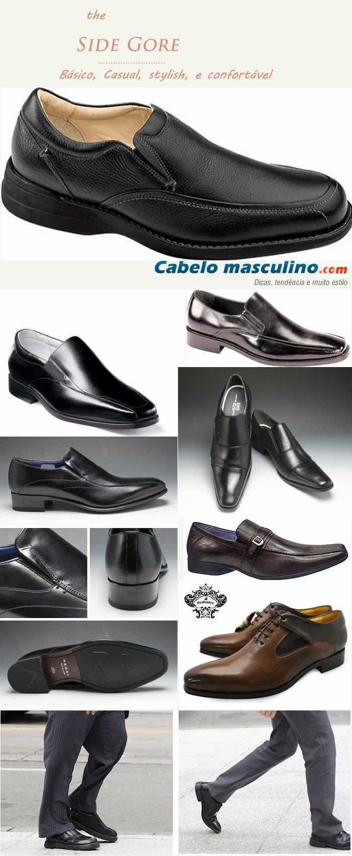 f8e102bdd Conheça de uma vez por todas os tipos de sapatos masculinos e aprenda como  usá-