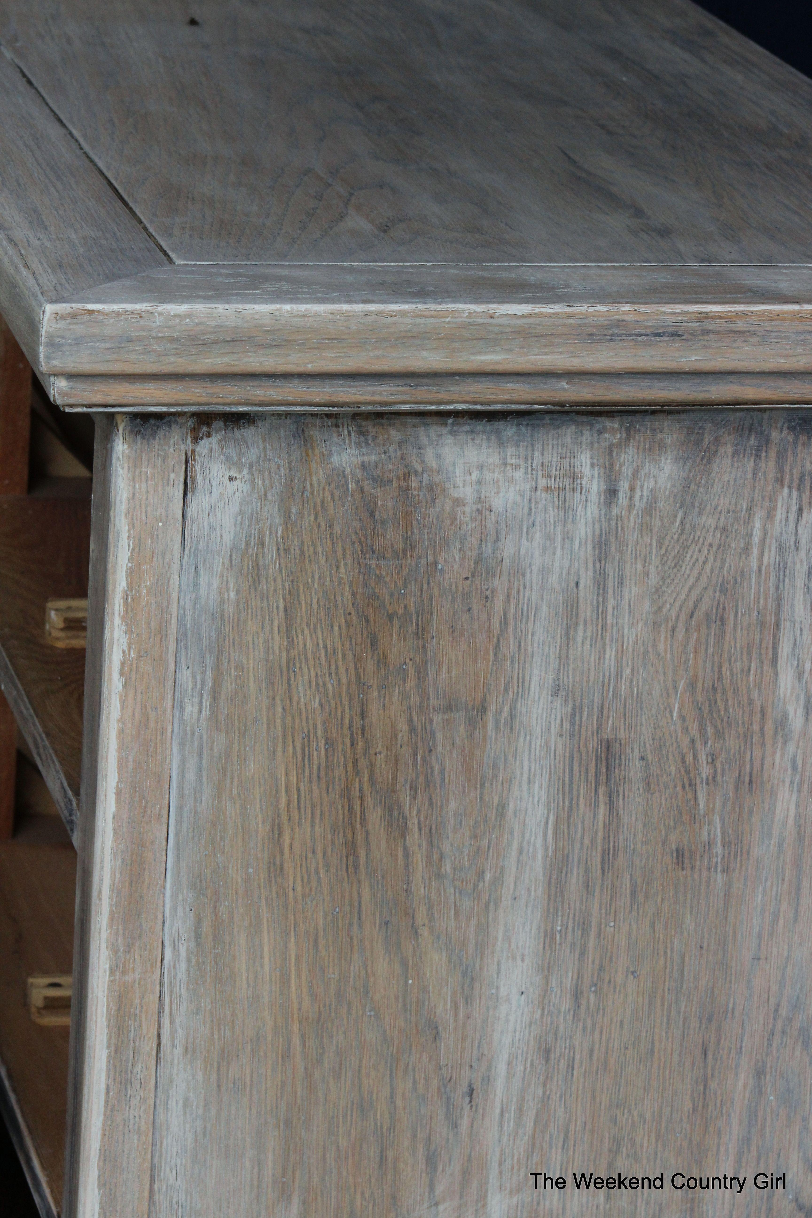how to whitewash oak furniture. How To Achieve A Restoration Hardware Weathered Oak Finish Whitewash Furniture L