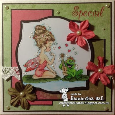 Craftychick Cards: Anything Goes with The Paper Shelter for their Sum...