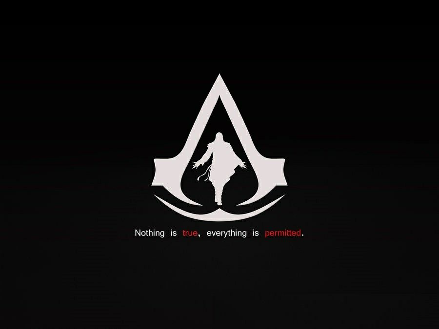 Nothing Is True Everything Is Permitted Assassin S Creed