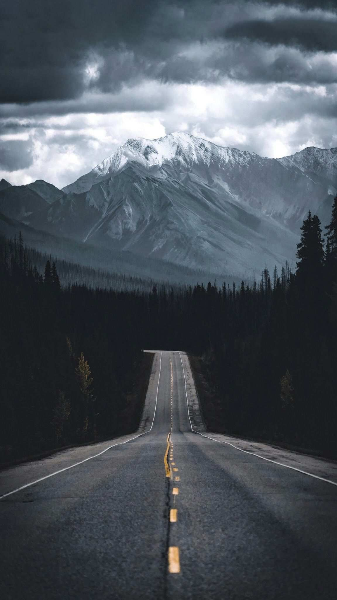 Road To Mountain Nature Iphone Wallpaper Landscape Photography Nature Photography Photography Wallpaper Hd wallpaper mountain road aerial view