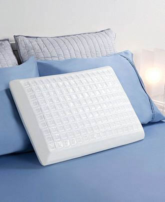 Comfort Revolution Bedding Cooling Cubes Hydraluxe Gel And Foam